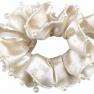 Hårband med pärlor   - Hårband med pärlor champange