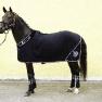 Grimma -Silver Crown- från Glööckler - svart och silver stl: ponny