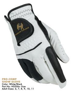 Tackified PRO-AIR handskar -Heritage-  - Vita stl: EU 7