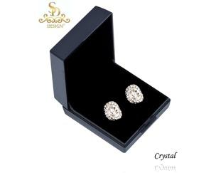 SD® Olympic Örhängen  - Crystal