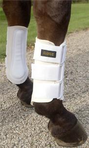 Strykkappor  - Vita stl: Ponny