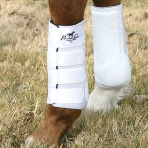 Quick-Wrap Splint Boots - stl: Full