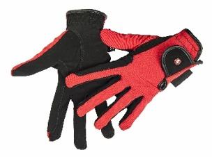 Ridhandske -Professional Nubuk läderimitation