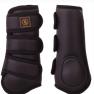 Tendon boots Pro Max från BR - Svarta L