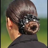 SD® Hårband med rosor