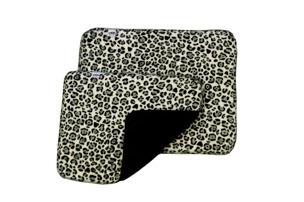 Mias RS paddar ljus leopard - Leopard  fram och bak full