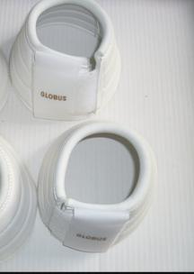 Boots från Globus - vita stl L