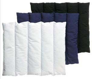 Stora tjocka paddar - Blåa 4pack 50*60