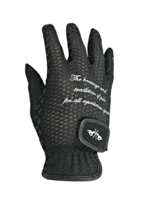 HV polo handskar Raf - svarta S
