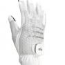 HV polo handskar Raf - vita M