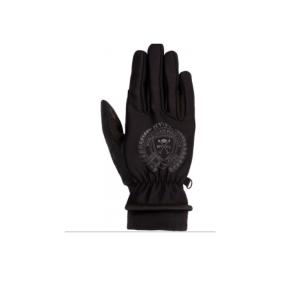 Handskar Teija vinter - svarta XS