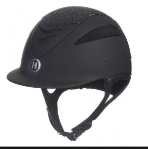Chamude black / glimmer top - svart stl 55-56