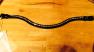 Döbert Classic Swarovski pannband  - Svart med stora vita kristaller och små svarta kristaller stl: full