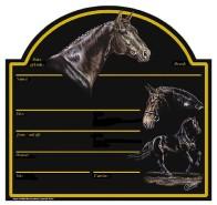 Namntavla till din häst