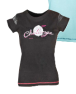 T-shirt Lima - Svart stl :M