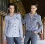 Skjorta milano från HKM