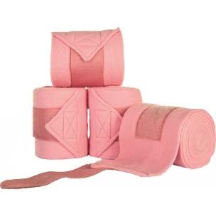 Fleecelindor HKM 4 pack - Rosa 4 pack