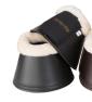 Boots med päls - svarta M