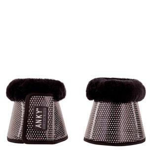 ANKY® Over Reach Boots Climatrole Soft & Shiny - svarta L