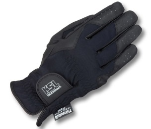 RSL Salzburg vinterhandske - svart XS