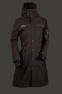 MID LENGTH TRENCH COAT Black - 42
