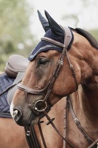 Träns Lippo Supreme Fazzino - Stl Ponny färg Oakbark ( Röd brun)