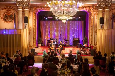 SGA Guitarduo, konsert i spegelsalen /Grandhotel Maj