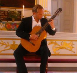Emil Kjellbom, Solokonsert