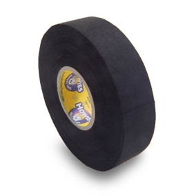 Howies hockeytejp Klubbtejp - Svart normal  (22,8mx24mm)