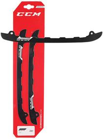 CCM SB Black hockey stål - Storlek 280 -(Oslipade)