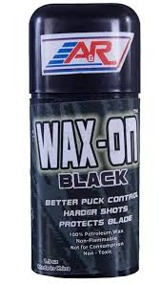 A&R Hockey Stick wax - A&R Stick Wax BLACK