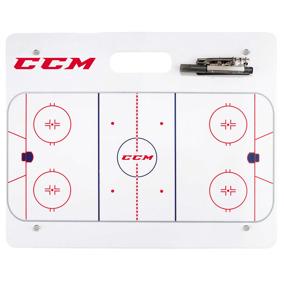 CCM Taktiktalva large coaching Board - CCM Stor taktiktavla