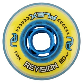 Revision flex yellow/blue - Rv flex yellow/blue 76mm