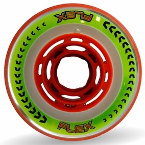 Rv flex green/orange - Rv flex green/orange 76mm