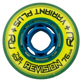Revision V-plus yellow/blue - Rv V-plus yellow/blue59mm soft