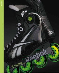 RH replacement chassi - Reebok/labeda inline chassi