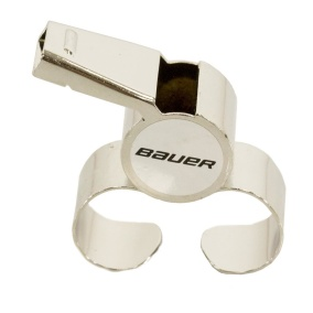 Bauer metal whistle - Bauer metal whistle