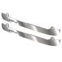 Reebok/CCM E-Pro hockey stål - Storlek 295 Velocity hyperglide ( Radie/Åkyteslipade )
