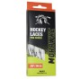 Mohawke hockey laces pro series - Mohawke hockey laces vit 305 cm