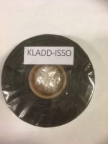 Kladd-isso (Black friction tape) - Kladd-isso (Black friction tape)