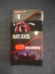 Mohawke skate socks - Mohawke skate sock stl. S 37-39