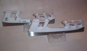 Graf Bandy NT-3000 JR komplett  orginalstål - Graf Bandy JR komplett 242 (4-5) Oslipade