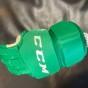 CCM 8K Bandyhandskar Senior - CCM 8K Grön handskar L 13