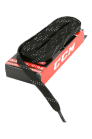 CCM skridskosnören/ CCM hockey lacets - CCM skridskosnören/ CCM hockey laces svart/ black 244cm
