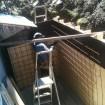 Renovera betong trappa