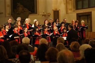 Konsert i S:ta Clara kyrka, Stockholm