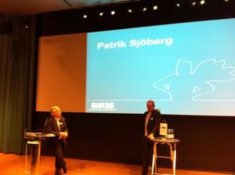 BRIS Dagen 4 okt 2011, samtal med Patrik Sjöberg