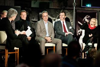 Snillen spekulerar 2010 med Proffesur, Näringsliv och Cecilia Hermansson, Chefsekonom Swedbank