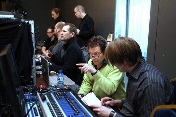 Ulf Gradin, Vidéa instruerar tekniken på Loomis World Summit 2011