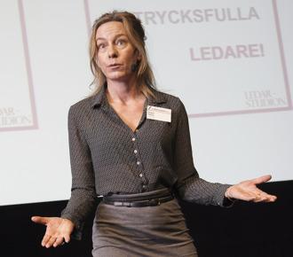 Sophie Tolstoy, Stora Presentationsdagen 2015